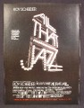 Magazine Ad For All That Jazz Movie, Roy Scheider, Bob Fosse, Jessica Lange, Ben Vereen, 1980