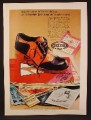 Magazine Ad For Dexter Men's Disco Shoes, Your Mother Just Wouldn't Understand, 1973