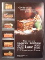 Magazine Ad For Lane Hope Chests, Love Nest, Gift That Gets Something Beautiful Going 1973