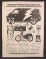 Magazine Ad For Pioneer Stereo Grammy Awards Sweepstakes, Bally Fireball Pinball, Van, 1977