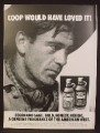 Magazine Ad For Colorado Sage Cologne, Fragrance, Cowboy, Coop Would Have Loved It, 1977