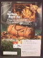 Magazine Ad For Marlboro Cigarettes Riggin Bag Offer, 1978, 8 1/8 by 10 7/8