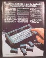 Magazine Ad For Craig M100 Electronic Translator, 1979, 8 1/8 by 10 7/8