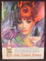 Magazine Ad For Jose Cuervo Tequila, Sam Katz Art, Artwork, Redhead, Margarita, 1964