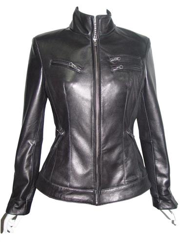 dc702a25f Big Woman & All Size 4199 Fitted Custom Leather Motorcycle Jackets Womens  Soft Lamb