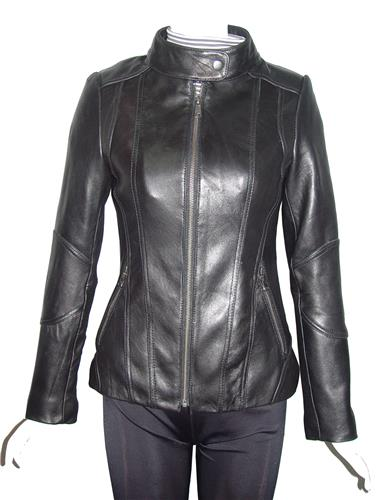 e09b5e7f6b0 Plus Size All 4115 Clean Leather Clothes Biker Jackets Stylish Soft Lamb -  tailoring svc pants jackets for big man big women tallgirls petit size long  by ...