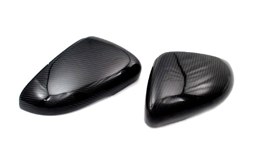VW_MK6_Golf_Touran_MK2_Carbon_Fiber_Side_Mirror_Replacement_Cap_2