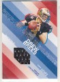 2008 TOPPS DREW BREES JERSEY CARD #THR-DB