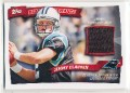 2010 TOPPS JIMMY CLAUSEN JERSEY CARD #PPR-JC