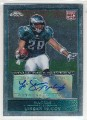 2009 TOPPS CHROME LESEAN MCCOY RC CARD #TC181