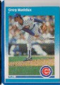1987 FLEER GREG MADDUX #U-68.jpeg