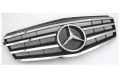 Black & Chrome Style Front Center Grille - Mercedes Benz E Class W212.jpeg