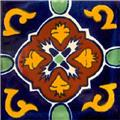 mexican decorative tile dolores