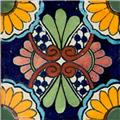 mexican color tile design ecatepec