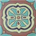 Handcrafted Relief Tile Emilia