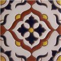 Handcrafted Relief Tile Oriana