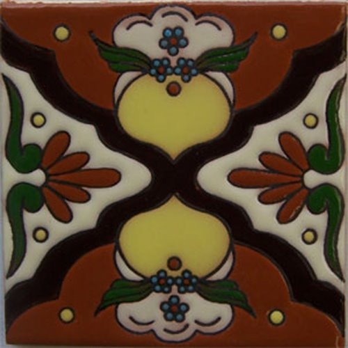 Artisan Produced Relief Tiles Emanuel
