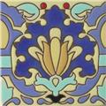 artisan produced relief tiles Bruno