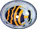 mexican bathroom sink Butterfly Fish
