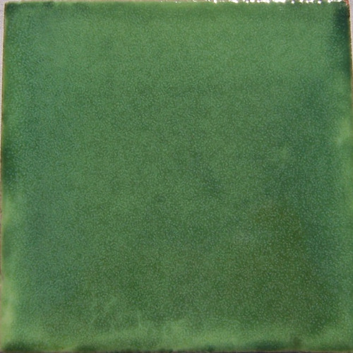 mexican tile washed dark green