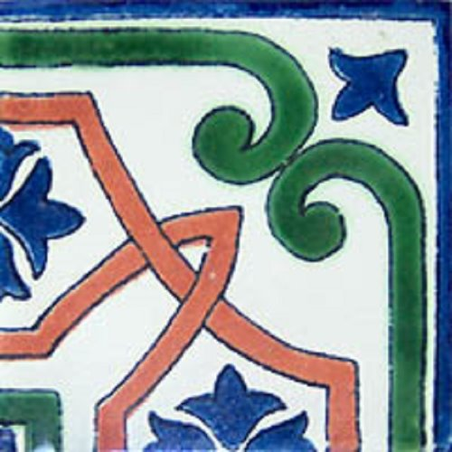 mexican tile San Angel