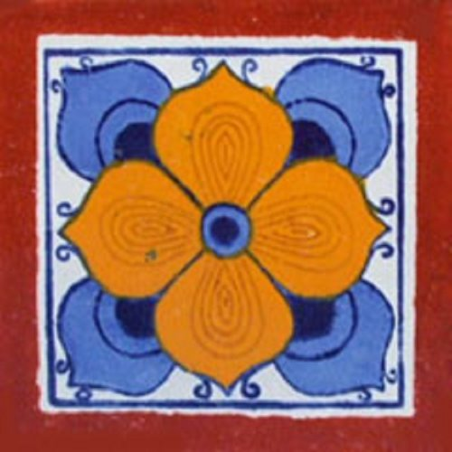 mexican tile Aldama