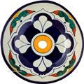 talavera bathroom sink