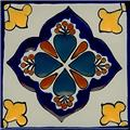handcrafted talavera tile Edith