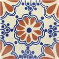 handcrafted talavera tile Monica