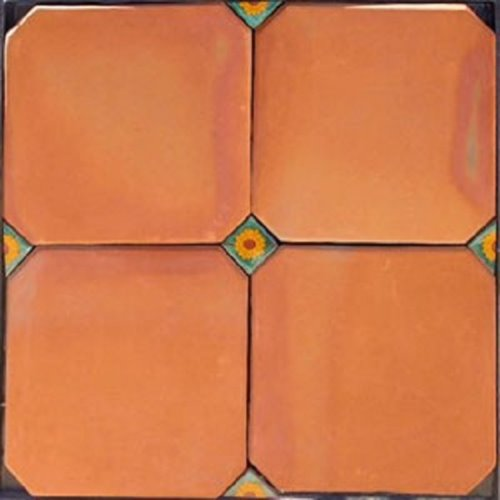 spanish style floor tiles from mexico