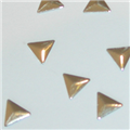 Silver Triangles 6mm 4