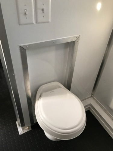 Add An Enclosed Toilet To A Water Starter Package