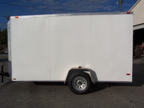 7x14 Single Axle DIAMOND Model