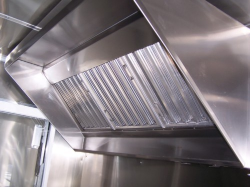 Commerical Vent Hood 6'
