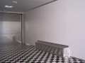 Finished White Vinyl Walls & Ceiling/Insulated Walls & Ceiling/Floor Covering - $90 x Trailer Length