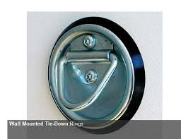 wall mount d-rings