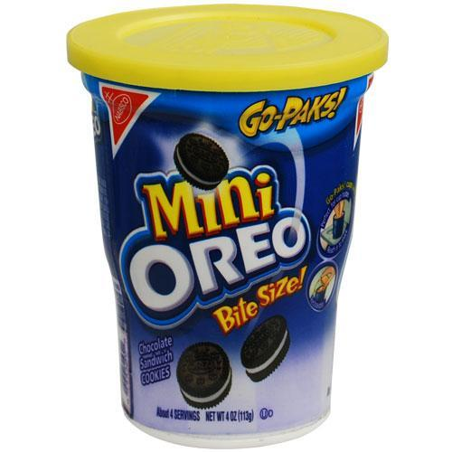 Mini Oreo Snack Diversion Safe