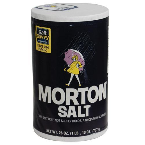 Morton Salt Diversion Safe