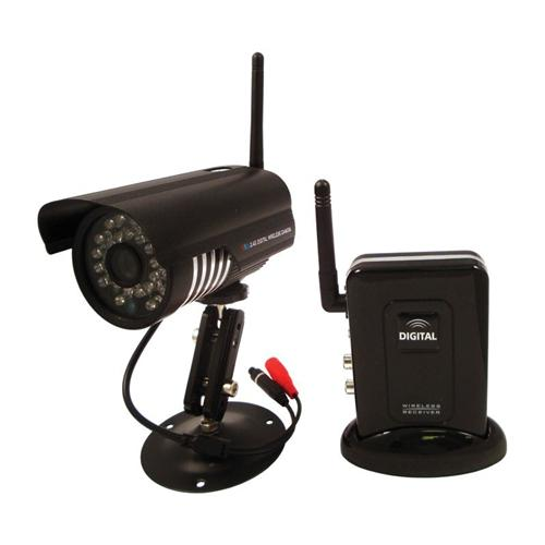 Long Range Digital Wireless Camera