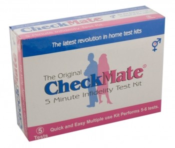 Check Mate Infidelity Test Kit