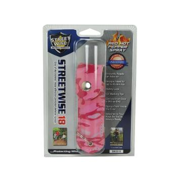 Streetwise Pepper Spray (Leather Case)