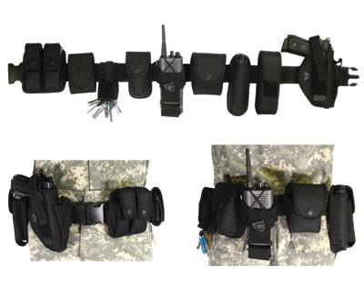 Nylon Duty Belt & Gear Bundle