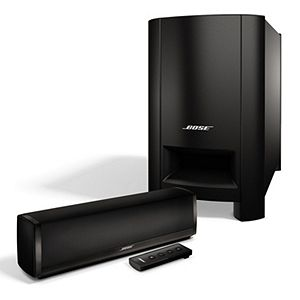 Bose Sound System >> Bose Cinemate 10 Home Theater Speaker System Sound Bar 626596 1110