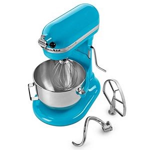 Kitchenaid Professional Hd Stand Mixer Kg25h0xcl Crystal