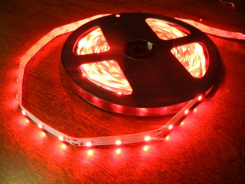 164 foot 3528 red under cabinet counter led lighting tape strip 164 foot 3528 red under cabinet counter led lighting tape strip aloadofball Image collections