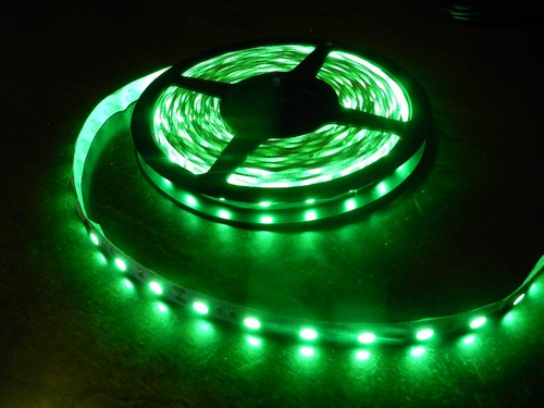 164 foot 5050 bright green under cabinet counter led lighting tape 164 foot 5050 bright green under cabinet counter led lighting tape strip aloadofball Image collections