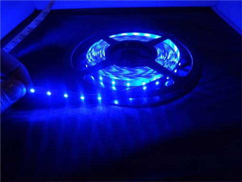 16 4 Foot 3528 Blue Under Cabinet Counter Led Lighting Tape Strip