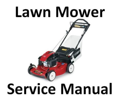 Lawn-Boy 10312 PDF Service Manual Download