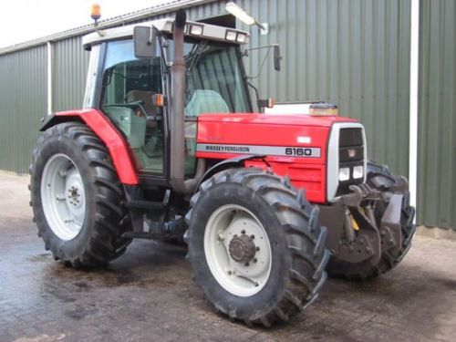 Massey Ferguson MF 6160 PDF Service Manual Download
