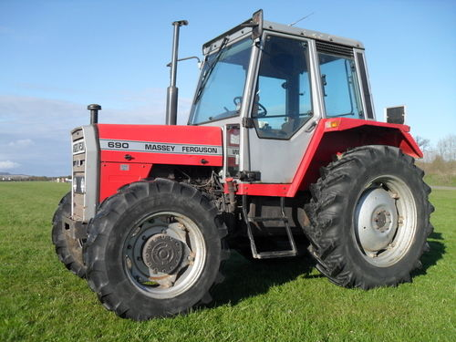 Massey Ferguson MF 690 PDF Service Manual Download